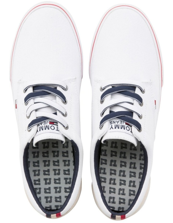 Casual Textile Trainers image 2