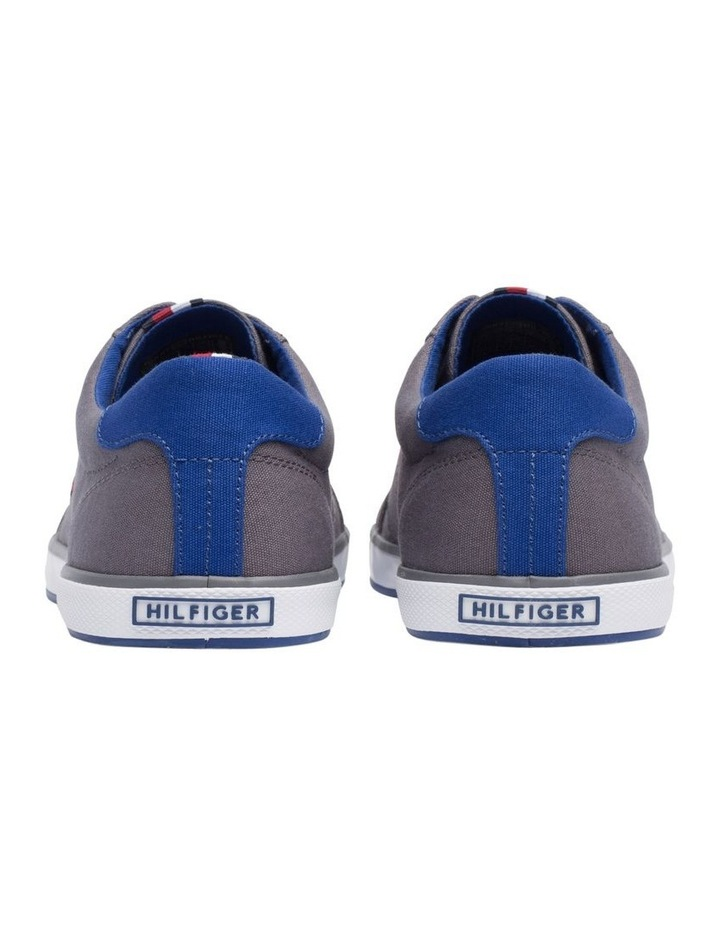 Canvas Lace Up Trainers image 5