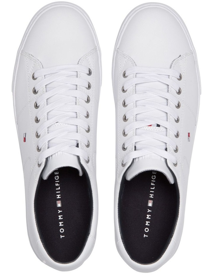 Essential Leather Trainers image 3