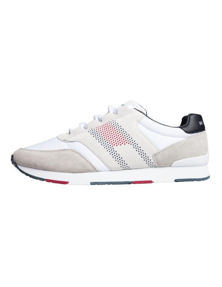 Signature Suede And Mesh Trainers image 1
