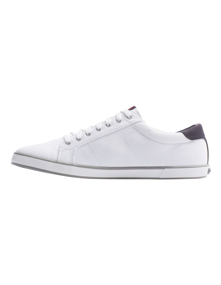 Canvas Lace Up Trainers image 1