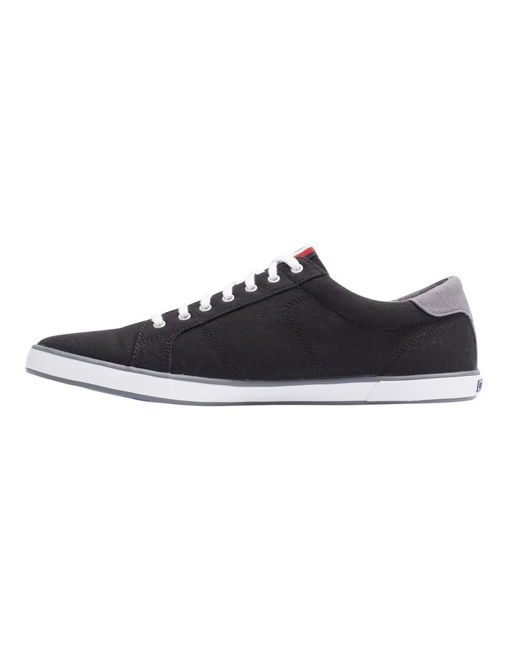 HARLOW 1D Canvas Lace Up Trainers image 1