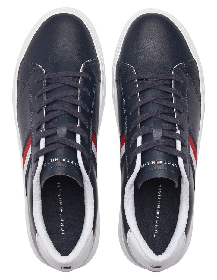 Essential Leather Trainers image 4