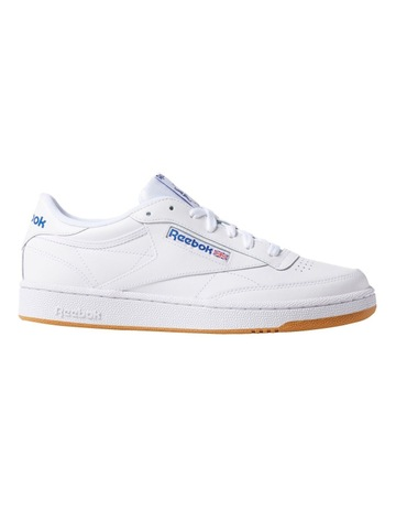 White/Royal/Gum colour