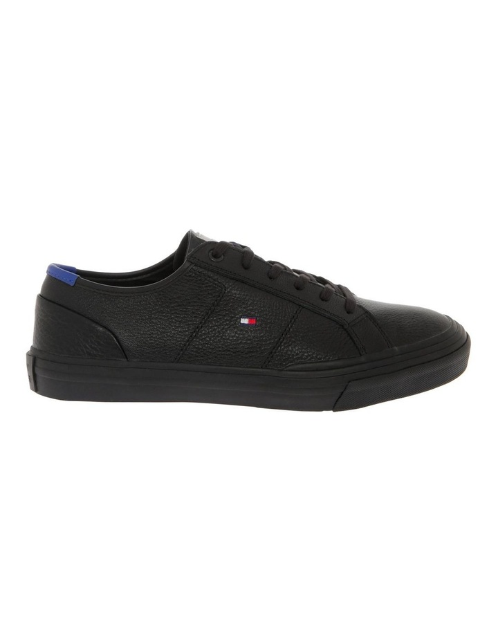 Th Core Signature Leather Trainers image 1
