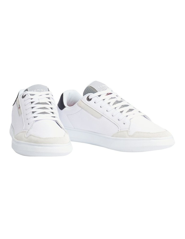 Essential Cupsole Leather Trainers image 1