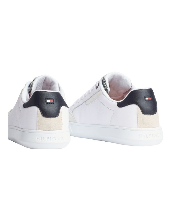 Essential Cupsole Leather Trainers image 3