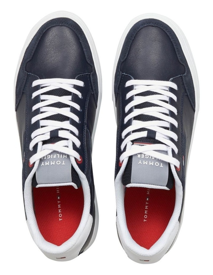 Essential Cupsole Leather Trainers image 2