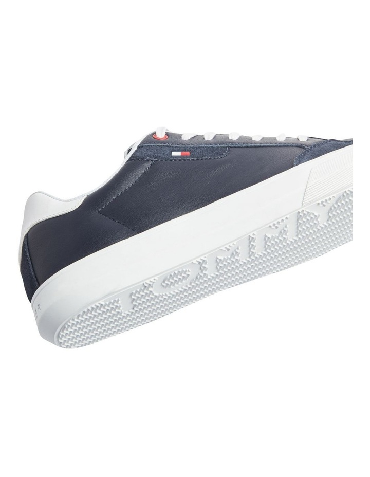 Essential Cupsole Leather Trainers image 4
