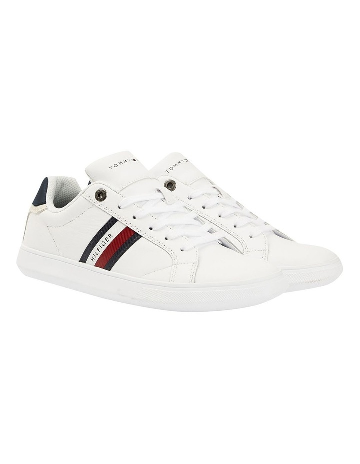 Essential Leather Cupsole Sneaker image 1