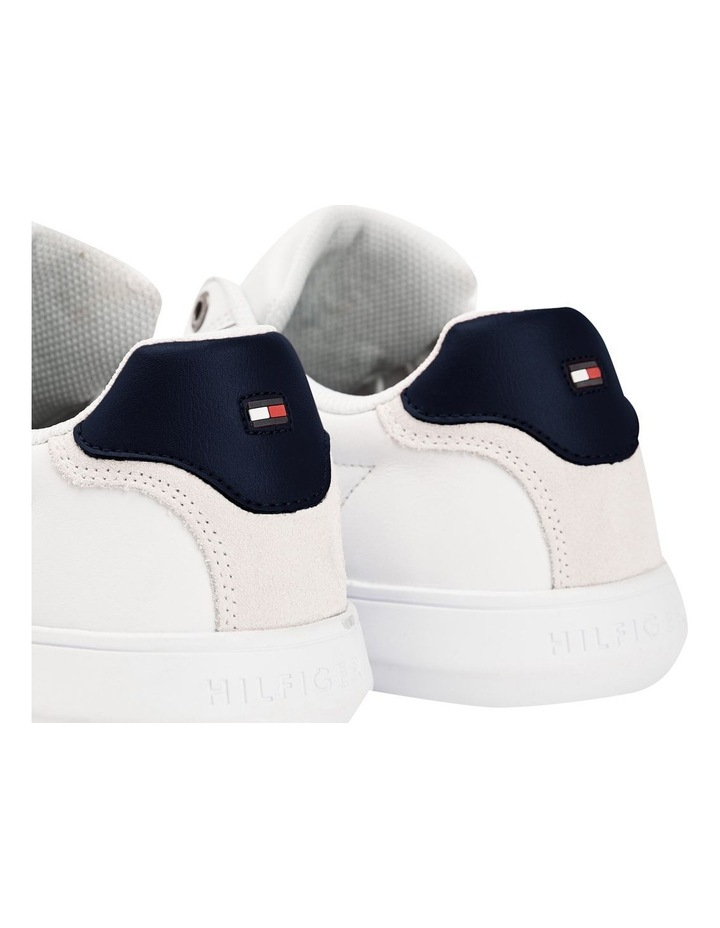 Essential Leather Cupsole Sneaker image 3