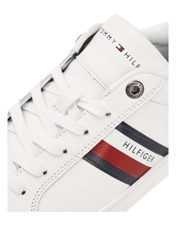 Essential Leather Cupsole Sneaker image 4