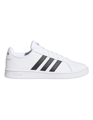 White/Core Black colour