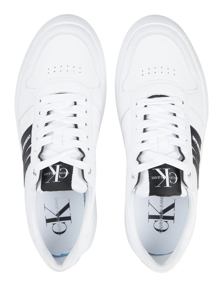 Cupsole Lace Up Oxford Sneaker image 3