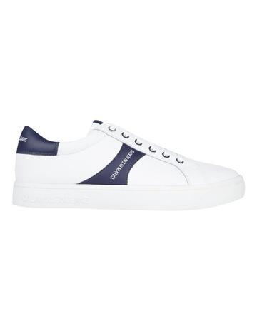Bright White/Navy colour