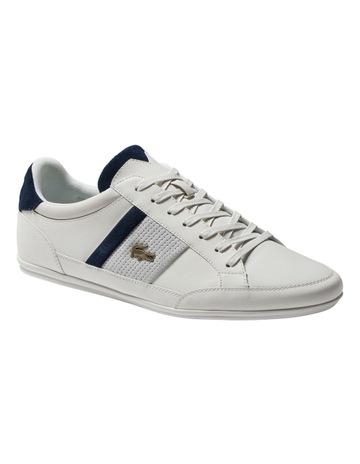 Off White/Navy colour