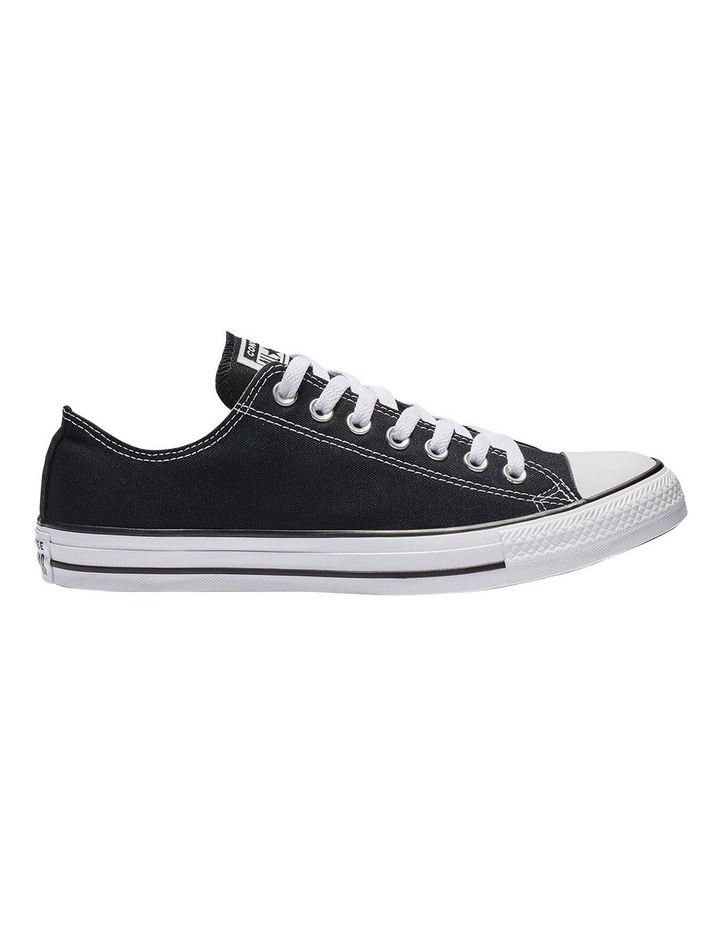 Chuck Taylor All Star Black Low Mens image 1