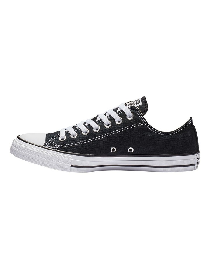 Chuck Taylor All Star Black Low Mens image 2