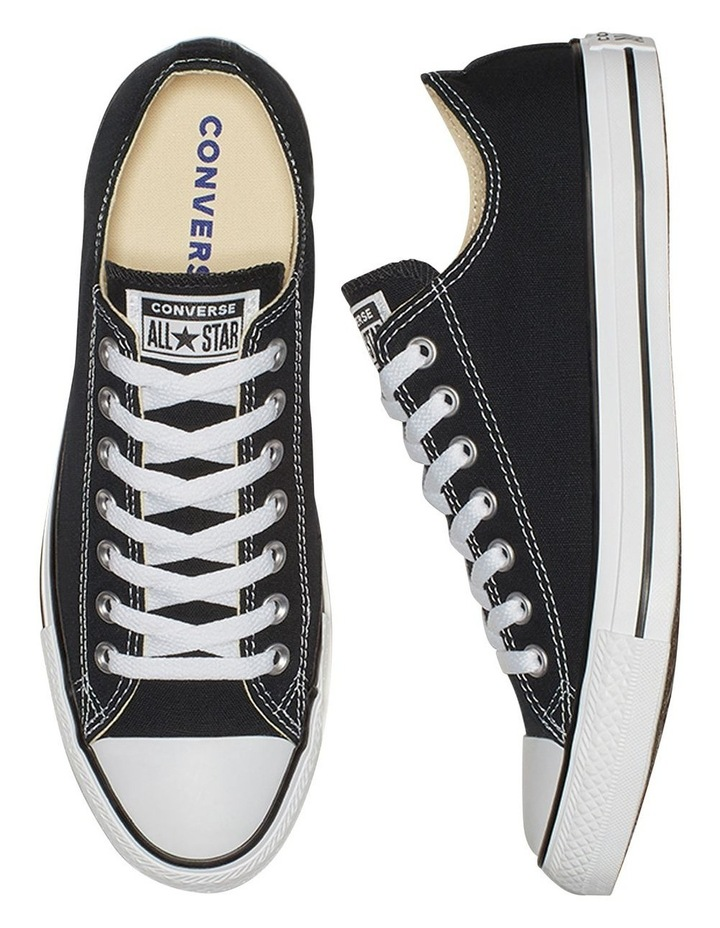 Chuck Taylor All Star Black Low Mens image 4