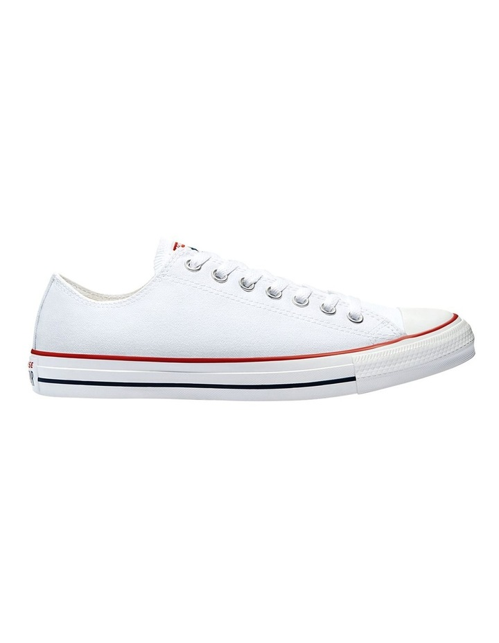 Chuck Taylor All Star White Low Mens image 1