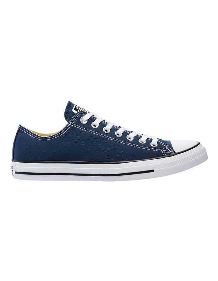 Chuck Taylor All Star Navy Low Mens image 1