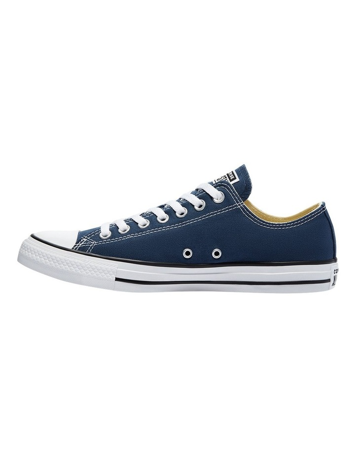 Chuck Taylor All Star Navy Low Mens image 2