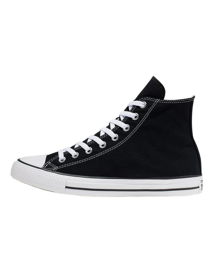 Chuck Taylor All Star Black Hi Sneaker image 2