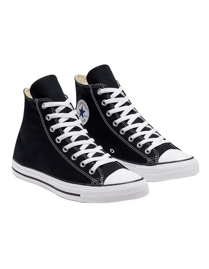 Chuck Taylor All Star Black Hi Sneaker image 3