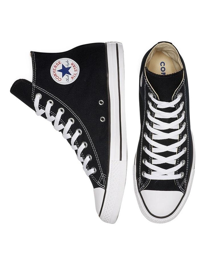 Chuck Taylor All Star Black Hi Sneaker image 4