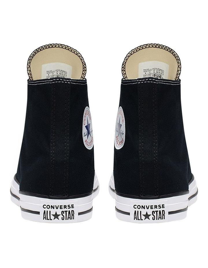 Chuck Taylor All Star Black Hi Sneaker image 5