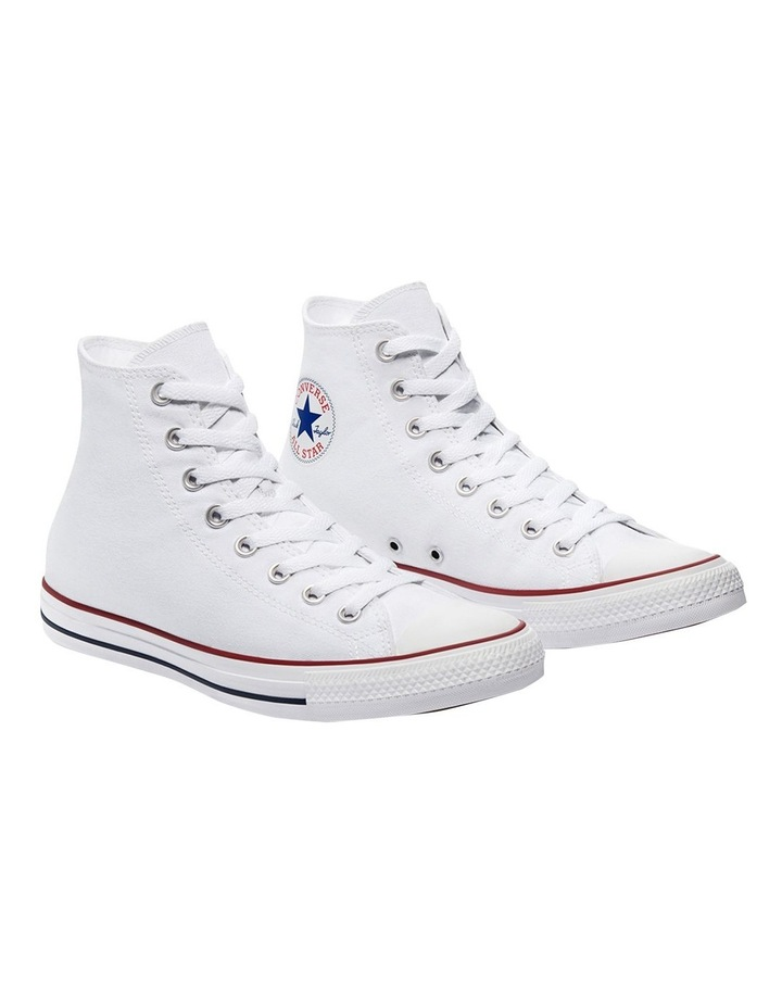 Chuck Taylor All Star White Low Mens image 3