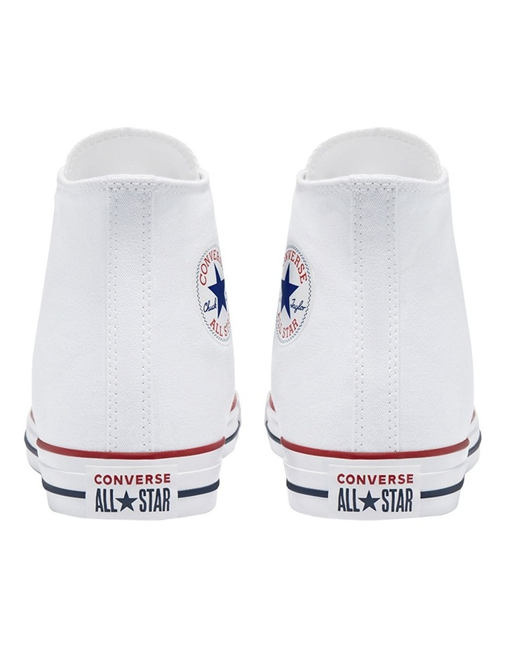 Chuck Taylor All Star White Low Mens image 4