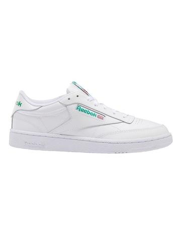 White/Green colour