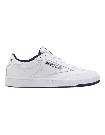 White/Navy colour