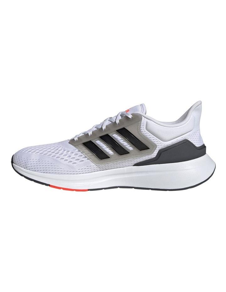 Eq21 Run White Sneaker image 2