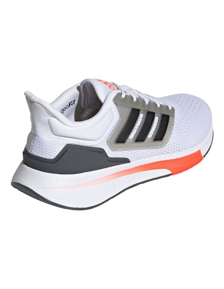 Eq21 Run White Sneaker image 4