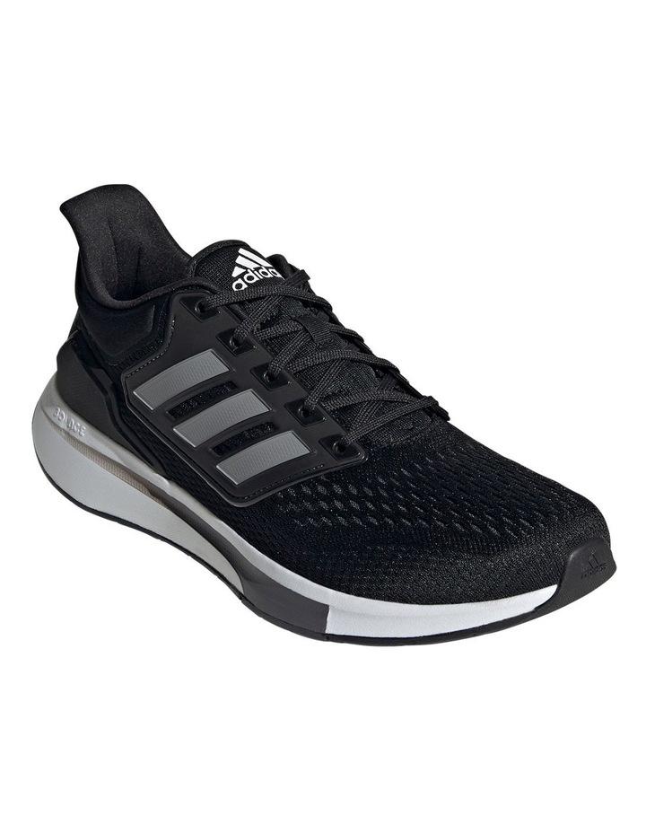 Eq21 Run Black Sneaker image 3