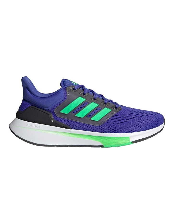 EQ21 RUN Shoe Blue image 1