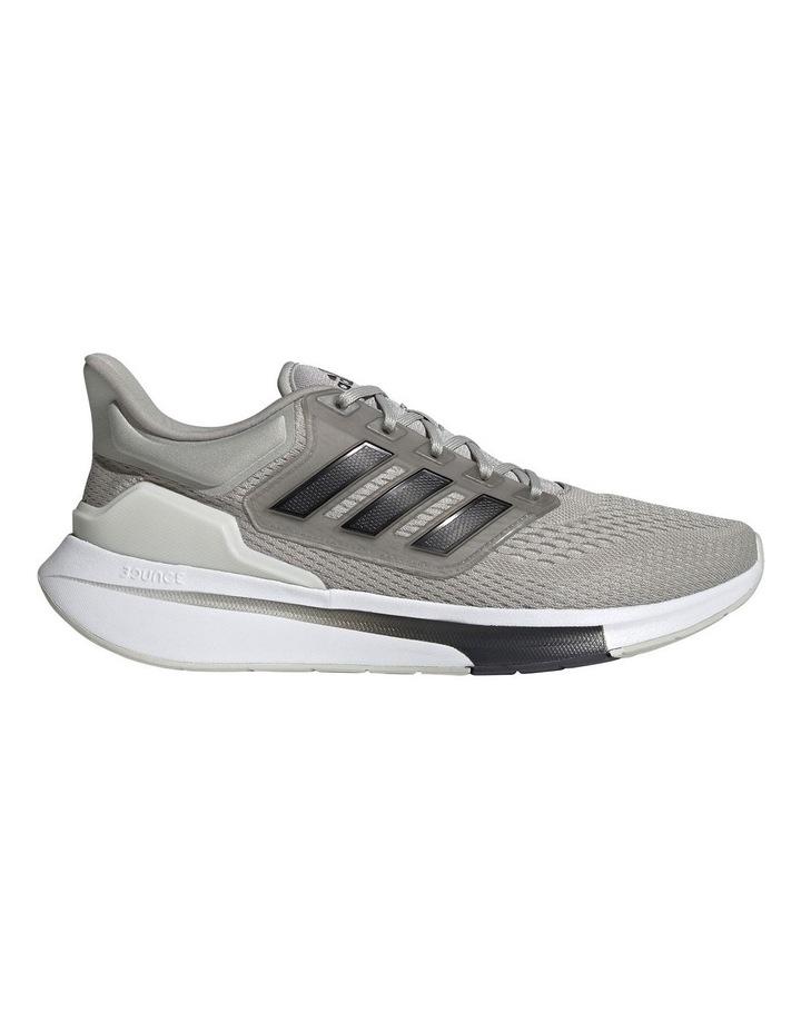 EQ21 RUN Shoe Metallic Grey image 1