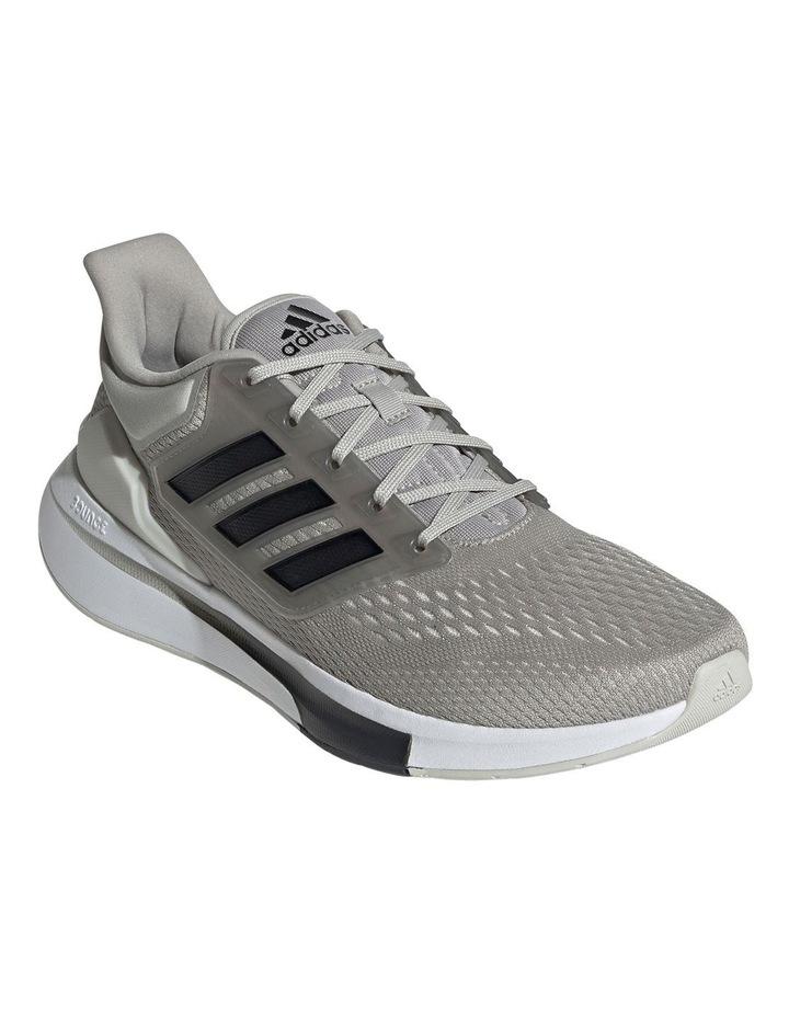 EQ21 RUN Shoe Metallic Grey image 3