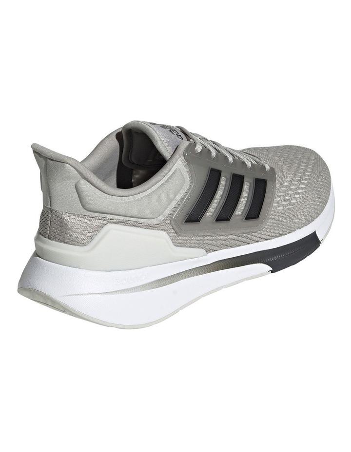 EQ21 RUN Shoe Metallic Grey image 4