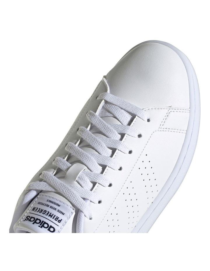 Advantage White Sneaker image 6