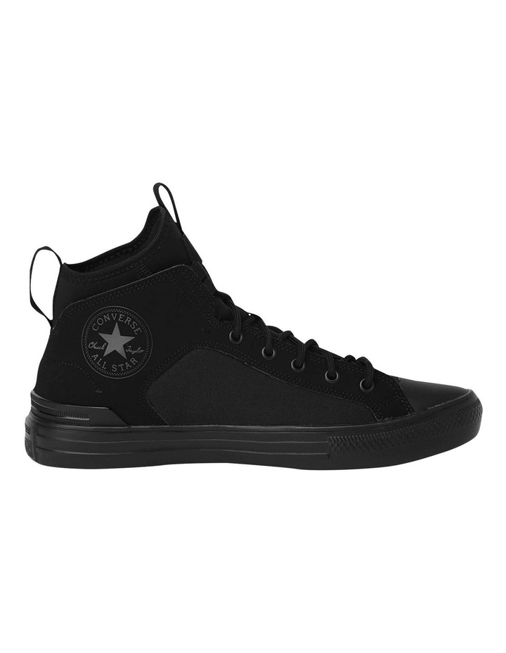 Chuck Taylor Ultra Mid Black Sneaker image 1