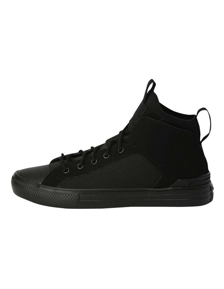 Chuck Taylor Ultra Mid Black Sneaker image 2
