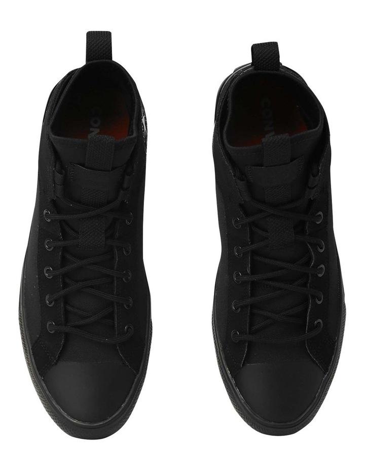 Chuck Taylor Ultra Mid Black Sneaker image 4