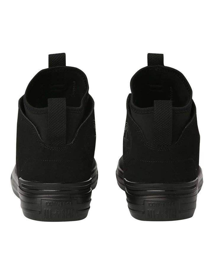 Chuck Taylor Ultra Mid Black Sneaker image 5