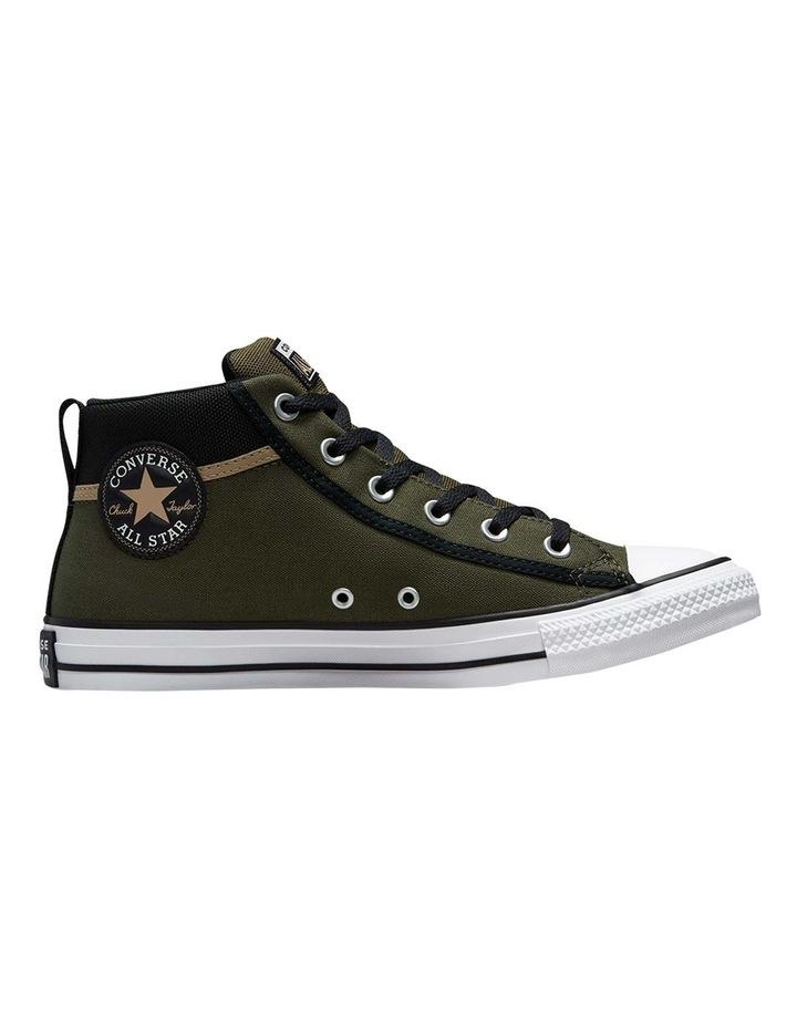 Chuck Taylor All Star Street Hybrid Texture Khaki Sneaker image 1