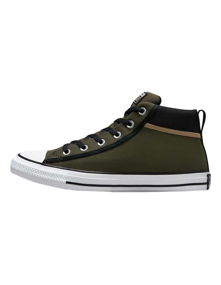 Chuck Taylor All Star Street Hybrid Texture Khaki Sneaker image 2