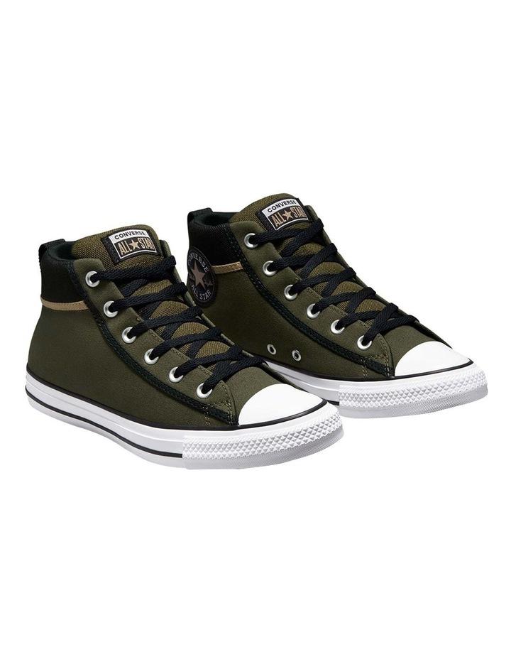 Chuck Taylor All Star Street Hybrid Texture Khaki Sneaker image 3