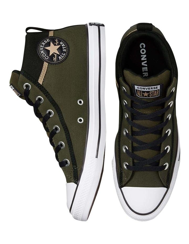 Chuck Taylor All Star Street Hybrid Texture Khaki Sneaker image 4